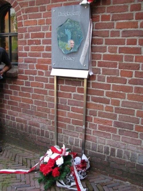 Breda - cmentarz Ginneken #RajdMaczka #GenerałMaczek
