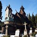 ... #Karpacz #ŚwiątyniaWang #kościół #Karkonosze #góry