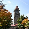 wieża widokowa Cerna Studnice z 869 n.p.m w Czechach #WieżaWidokowa #czechy #CernaStudnice
