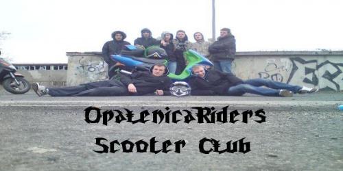 Forum skuterowego klubu z Opalenicy. Opalenica Riders.