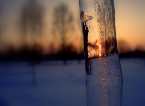 #sopel #zima #słońce