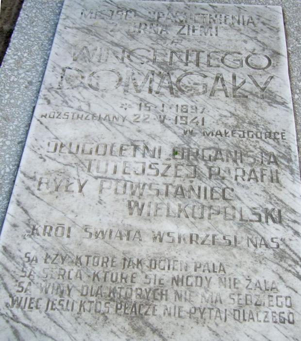 Cmentarz Modliszewko / Gniezno Powstańcy wielkopolscy