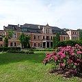 Barokowy pałac w Kobierzycach rodziny von Konigsdorf z 1788 roku,przebudowany w 1884 a obecnie siedziba miejscowych rajców.. #Kobierzyce #UrządGminy #zabytek
