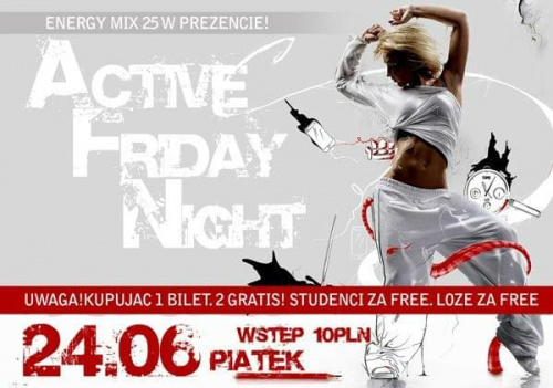 [27.06.11] Energy 2000 – Active Friday Night [24.06.2011]