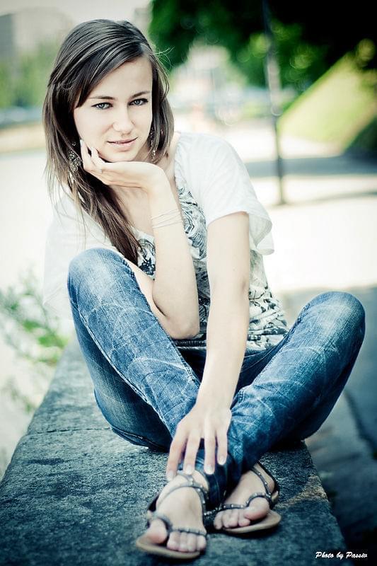 A teraz pora na sympatyczną Magdę, która pomagała mi przy poprzedniej sesji #kobieta #dziewczyna #wrocław #nikkor #nikon #airking #passiv