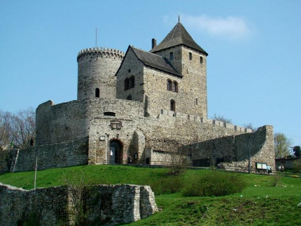 Zamek w Będzinie. #Będzin #zamek