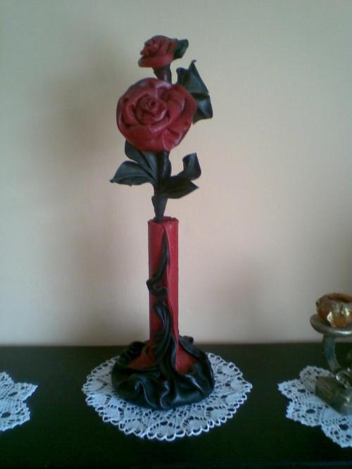 piękny wazon od koleżanki Marioli dziekuje slicznie