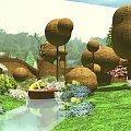 Projekt ogrodu wiklinowego ... www.ogrody.skalne.com.pl #altany #budowa #głazy #kamień #kaskady #oczka #ogród #oranżeria #projekty #skalny #sztuczne #skały #strumień #skalniak #ZakładanieZieleni #wiklina