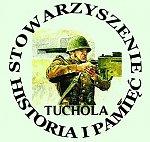"""Oficjalne logo Stowarzyszenia Miłośników Historii Borów Tucholskich """"HISTORIA I PAMIĘĆ""""."""