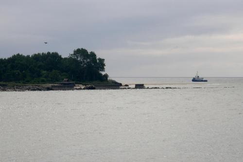 sam koniuszek Polski :) #Hel #morze